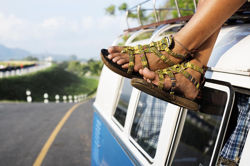 Cviky na dlouhé cestování